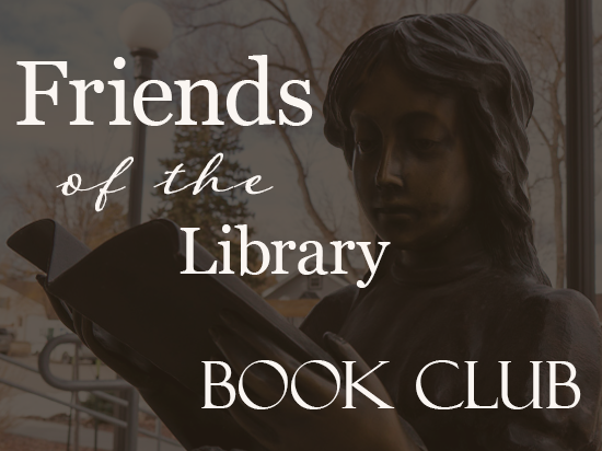 Friends of the Library Book Club Image